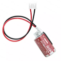 Maxell Lithium Battery ER3 3.6V 1100mAh Horned PLC Battery Lithium Batteries with Plug