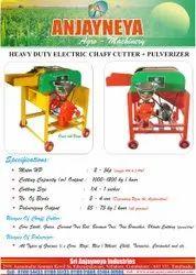 Heavy Duty Electric Chaff Cutter