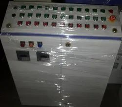 PLC Electric Control Panel, Operating Voltage: 440V