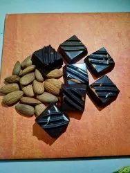 Melting Chocolate Cube Handmade Chocolates
