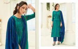 Unstitched Unstitch Suryajyoti trendy cotton vol 48, Handwash