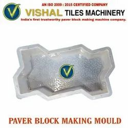 Zigzag Paver Block Mould