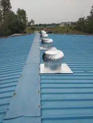 Aluminum Turbine Roof Ventilator