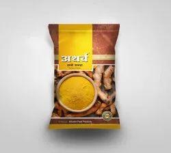 Atharva 500 g Turmeric Masala Powder, Packaging: Packets