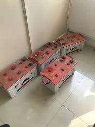 Car Battery Scrap, 12, Capacity: 200ah