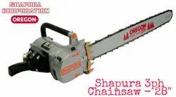 One Man Chain Saw Machine
