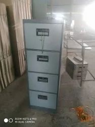 MG Office Files Steel Filing Cabinets, For Offices, Size: 78X33X15