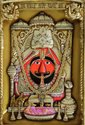 Balaji 3d Tanjore Painting