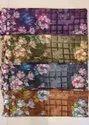 Ligalz Presents New Flower Design Chiffon Saree