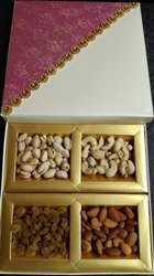 Card board Fancy Gift Boxes, Box Capacity: 400