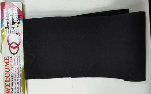 Neoprene orthopedic fabric