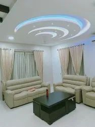 Fall ceiling hand painting, Paint Brands Available: Asian Paints
