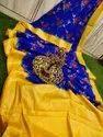 Banarasi Muslin Organza Silk Sarees
