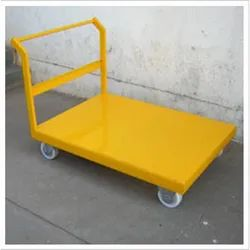 MS Platform Trolley Capacity 200 Kg To 250 Kg