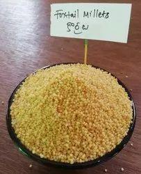 Foxtail Millet Rice
