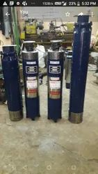 V6 5hp 10stage & 15stage Submersible Pump