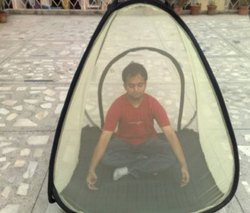 Meditation Mosquito Net