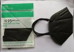 N95 Face Mask With Respirator Valve