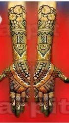 Bridal Mehandi Services