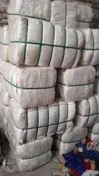 Cotton Waste WHITE
