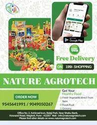 Fresh Fruits And Vegetables free home delivery