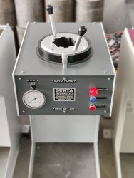 Semi-Automatic Single Phase Cap Crimping Machine