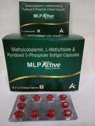 Methylcobalmin Peridoxine L Methylfolate