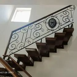 Decorative Ms Railing, For Home