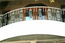 SSM73 Stainless Steel Balcony Railing