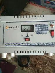 SSNAB Copper Constant Voltage Transformer Cvt, Capacity: Full, 160-280