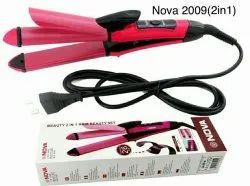 NHC 2009 Nova Hair Straightener And Curler, 1.5 Meter