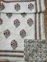 Jaipuri Hand Block Cotton Double Razai
