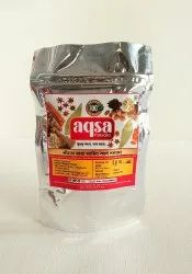 Aqsa Masala's Special Khada/sabit Garam Masala in packaging of 50 gm.