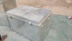 Galvanised Steel Trunk