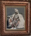 Maharaja paper painting