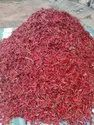 Dry Red Chillies Medium Quality Verified
