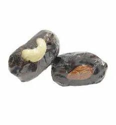Dates Chocolate (Khajoor Chocolate), Packaging Type: Packet