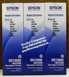 Epson PLQ-20 Genuine Ribbon Cartridge