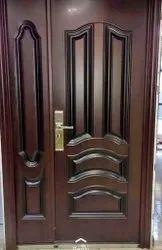Hinged Mild Steel Security Door