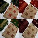 Poonam Sarees Ladies Kutchi Embroidered Churidar Suits, Handwash