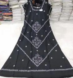Full Length Cotton Ladies Nighties