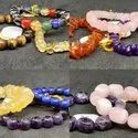 ALL NATURAL STONES BRACLETS