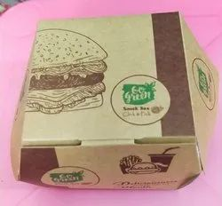 Burger Packaging Paper Box