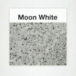 Moon White Granite Slab, Thickness: 25 mm