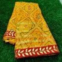Bandhani Saree With Border