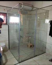 Bathroom Showers Partation