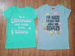 Girls Branded Tshirts