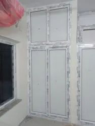 UPVC SLIDING DOOR FOR WARDROBES