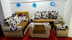 Mangalam Modern Sofa Set, Size: Contemporary, Model Name/Number: 7 Seater