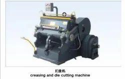 Die Cutting Creasing Machine